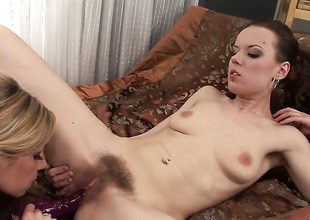 Rachel Dark and lesbo Rachel Evans have sex on cam for you to watch and enjoy