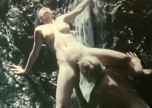 Hot chick Desiree Cousteau can't live without outdoor sex more than anything on Earth