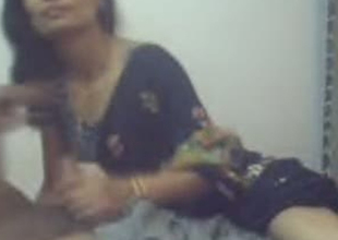 Playful Indian woman exposes her titties on cam