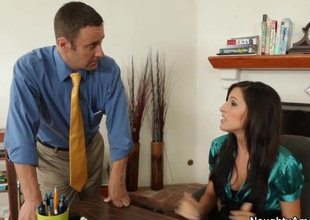 Kortney Kane & Jack Lawrence in Naughty Office