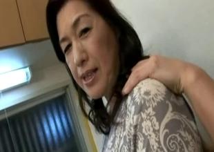 Older Japanese (censored)