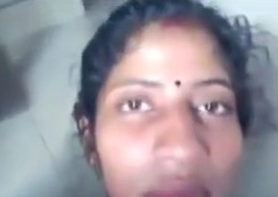 Desi Tamil wife Sandhya snatch driiled