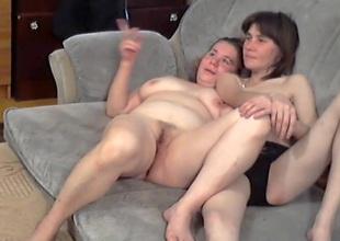 Astonishing Homemade movie scene with Lesbian, Webcam scenes