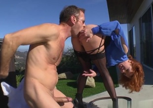Veronica Avluv & Rocco Siffredi in Perfect Slaves #4 Episode