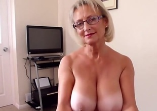 British large natural tits mature hawt oral pleasure