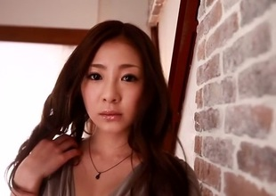 Incredible Japanese honey Minori Hatsune in Fabulous JAV censored Big Tits, Hairy video