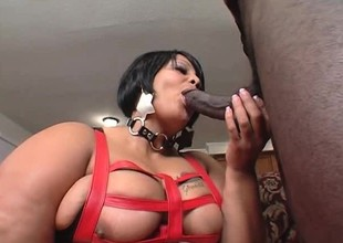 Farrah Foxx is a heavy weight black broad with a tight juicy cunt