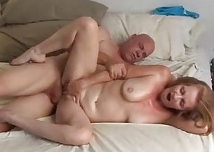 Gorgeous aged honey Tiffany can't live without to fuck