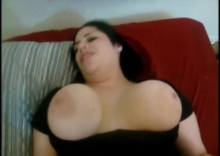 Big Tit GF Fucked