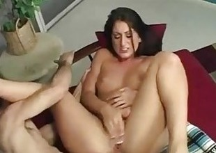Sultry Latina Gets A Mean Anal And A Mouth Full Of Cum