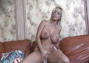 Holly gets drilled by her sons friend