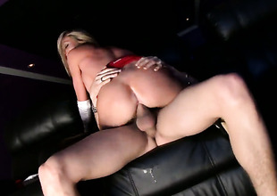 Xander Corvus cant resist sex obsessed Brynn Tylers acttraction and bangs her like theres no tomorrow