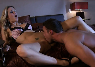 Jessica drake having oral fun with hawt guy