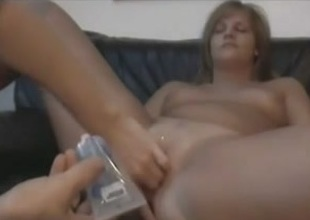 Submissive and marvelous housewife agrees for anal sex
