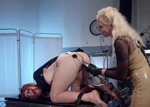 Lesbian Sadomasochism with Lorelei Lee and Barbary Rose