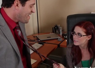 Penny Pax & Preston Parker in Nasty Office