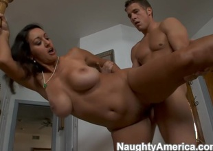 Persia Monir & Chris Johnson in My Friends Hot Mom