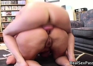 Mature amateurs fucked hard and fast compilation