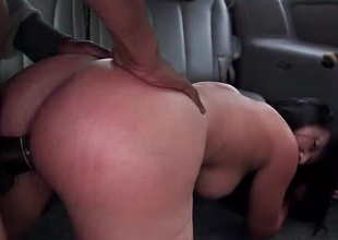 This week the Bangbus went to Colombia to find some Colombina ASS thats right, this is the spot to find the most exotic big asses and nicest titties in South America. U want to check this out because found this one specimen at a restaurant. She had the