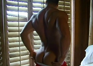 Bisexual beau Billy Herrington displays his manly body on the beach.  He receives approached by an outgoing, buff brown-haired man.  Intrigued, Billy brings him to his bed.  The sex scene that follows is extremely sensual, with slow foreplay that makes Billy'