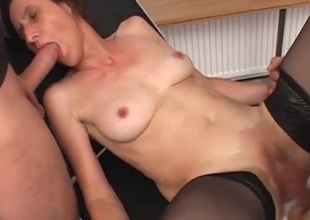 Being on top drives this hot milf wild with lust