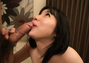 Sex starved slut Airi Minami has some dirty sex dreams to be fulfilled