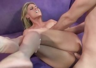 Charisma Capelli enjoys getting her moist pussy slammed