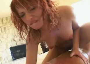 Buxom slut called Katja Kurt just thirsts for brutal analfuck