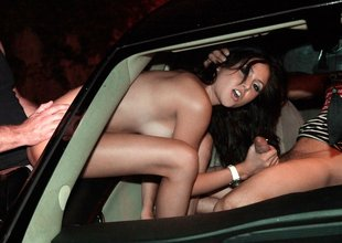 Ariana Marie - Public Sex: Dirty Dogging