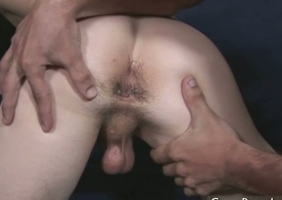 Bobby acquires his ass licked
