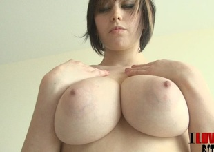 Hers are the finest big natural tits online