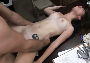 Daisy Summers is not a whore but a porn star who loves sticky cum so much