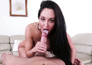 Will Powers shows precious sex tricks to Ava Addams with the help of his rock hard boner