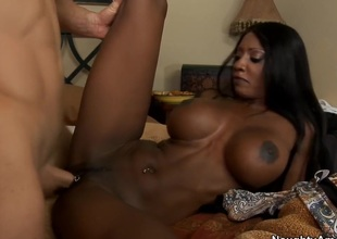 Diamond Jackson & Michael Vegas in My Friends Hot Mamma