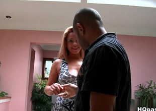 Kid Jamaica & Diana Lins in Born lascivious Scene