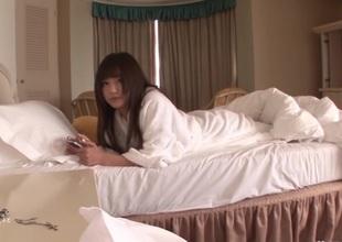 Incredible Japanese slut Nana Ayano in Exotic rimming, fellatio JAV movie