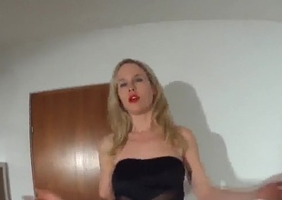 German blond and sweet anal sex