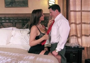 Julia Ann & John Strong  in Stryker - Movie 4 - From Russia with Love