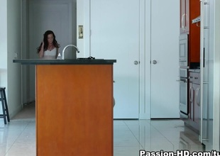 Stella Daniels inCaught in the act - PassionHD Video