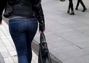 Wonderful ass, Culo hermoso