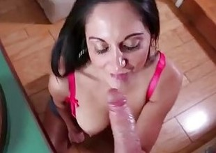 Busty brunette housewife Ava Addams fucking