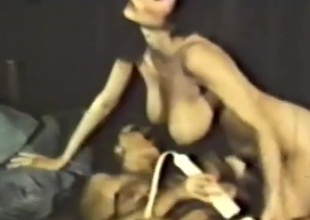 70s greater quantity busty dykes (no sound)
