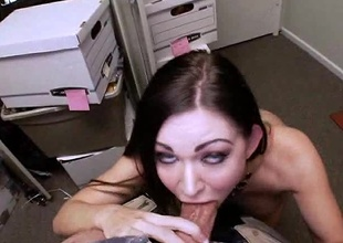 Kendall Karson is a sexy brunette ready for some action. This babe has a enjoyable body. Perfect tits, a taut pussy and a wet fat ass. She looks so innocent. I would of not ever guessed, she would be a little sex freak and she can give a great blow-job. Dane