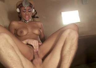 Gia Dimarco and Rihanna Rimes get fucked in front of each other in foursome scene from Star Wars porn parody. They are hungry for fucking and love group sex. Watch horny bitches get humped