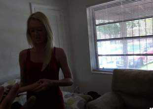 Two girls and one guy can only mean one thing double blowjob! Hell to the mother fucking yeah! These babes will show him the meaning of the term blowjob. Just watch