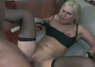 Certified slut Phoenix is boned with BBC in hardcore porn vid