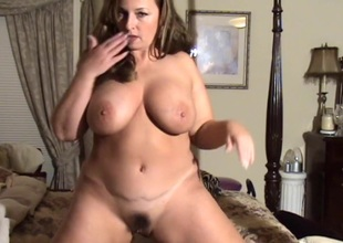 Fabulous Homemade video with Solo, Big Tits scenes