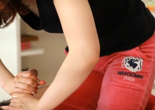 Heydouga 4141-PPV004 PPV004 - ? - HEY Hey 4141-PPV004 Dilettante Large nurse - number] Taking slimy] aid [massage non-professional busty nurse cumshot - HEY videos uncensored