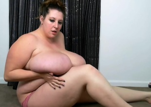 Busty BBW Web camera Play