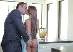 Alison Star in Simply Delicious - Passion-HD Movie scene